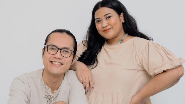 Adjie Santosoputro & Ucita Pohan Buat Talkshow NGEBATIN, Bahas Kesehatan Mental (79553)