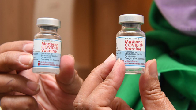 Vaksinasi Corona Dosis Ketiga Nakes Dimulai, 50 Guru Besar FKUI Sasaran Pertama (227005)