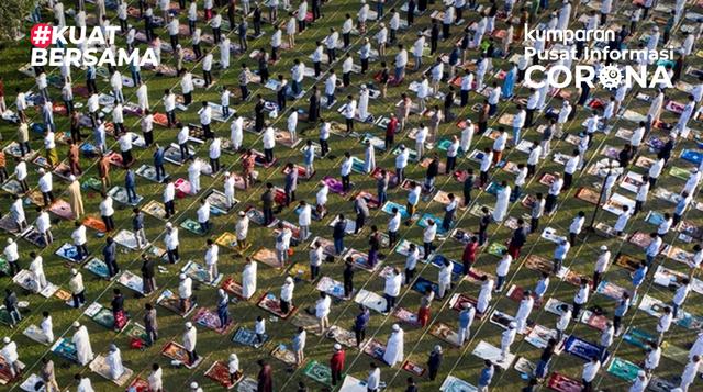 Pemkot Anjurkan Warga Kota Bandung Tidak Laksanakan Salat Idul Adha Berjemaah (47190)