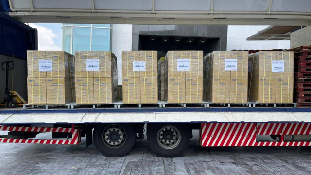 Taiwan Kembali Sumbang 110 Mesin Penghasil Oksigen ke Indonesia, Tiba 20 Juli (20152)