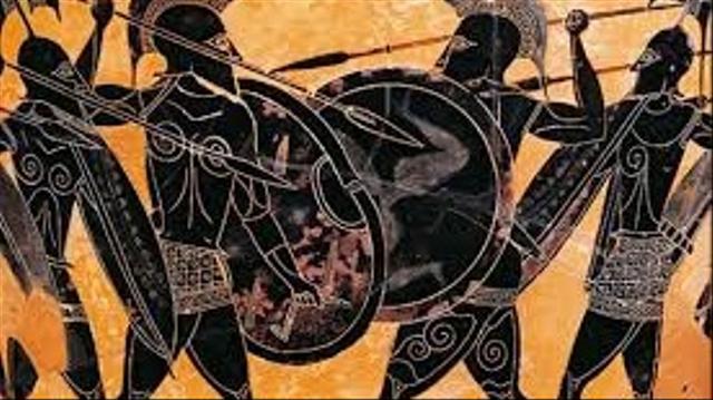 Perang Peloponnesia, Runtuhnya Arogansi Bangsa Athena (34135)