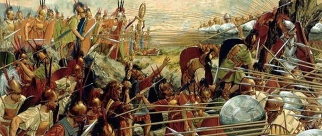 Perang Peloponnesia, Runtuhnya Arogansi Bangsa Athena (34138)