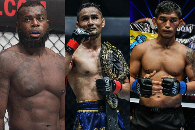 Kejuaraan Dunia Muay Thai dan Legenda MMA Myanmar Warnai ONE: BATTLEGROUND (161568)
