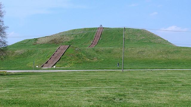 Cahokia, Megapolitan Kuno yang Hilang (1183618)