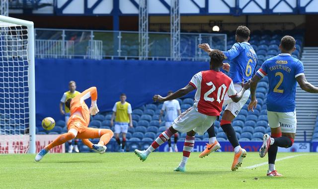 Hasil Uji Coba: Chelsea Menang Telak, Arsenal Ditahan Imbang (557197)