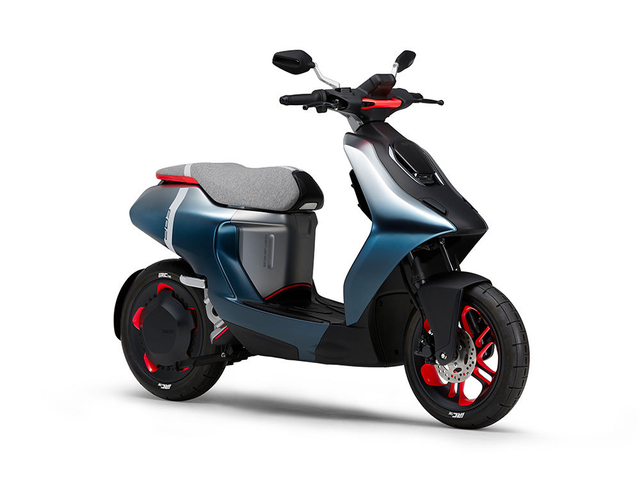 Bocoran Skutik Hybrid Yamaha, Seberapa Irit Konsumsi BBM-nya? (50544)