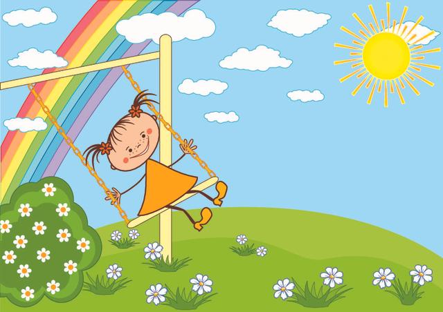 Dongeng untuk Anak: Kisah Renee, Awan yang Baik Hati dan Gadis Kecil (38939)