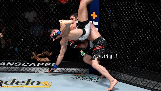 Islam Makhachev Calon Juara UFC? Tunggu, Dia Belum Lawan Petarung 10 Besar (1637)