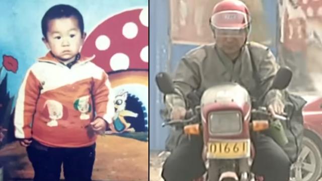 Momen Haru Pertemuan Orang Tua dengan Anaknya yang 24 Tahun Hilang Diculik (846750)