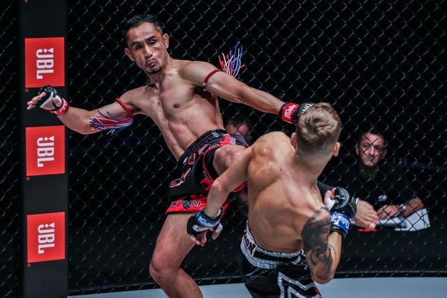 ONE Championship: Membedah Divisi Strawweight Muay Thai (799331)