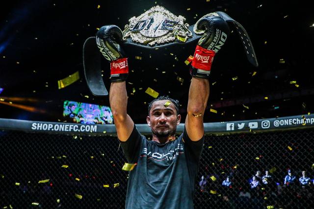 ONE Championship: Membedah Divisi Strawweight Muay Thai (799332)