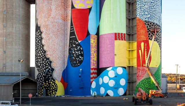 Seni Mural di Lumbung Pertanian? Yuk, Ikut 3 Hari Road Trip di Australia Barat! (148649)