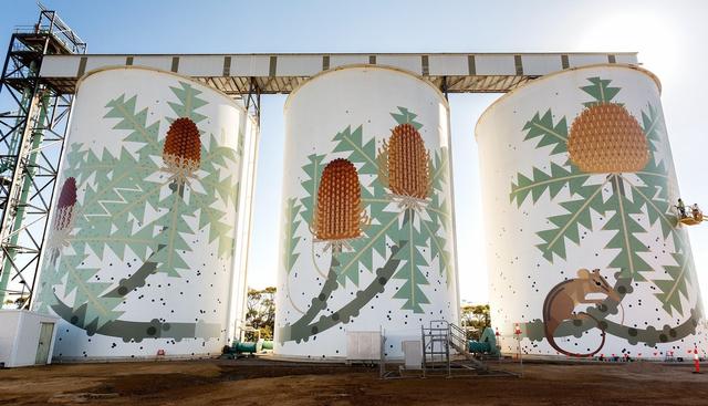 Seni Mural di Lumbung Pertanian? Yuk, Ikut 3 Hari Road Trip di Australia Barat! (148654)