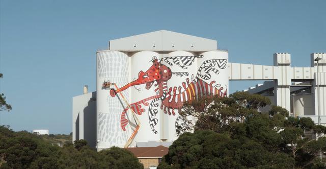 Seni Mural di Lumbung Pertanian? Yuk, Ikut 3 Hari Road Trip di Australia Barat! (148655)