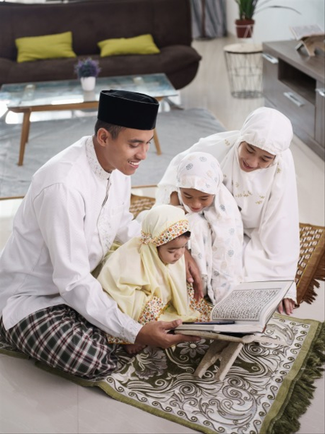 Contoh Kotbah Salat Idul Adha untuk Disampaikan pada Keluarga di Rumah  (37609)