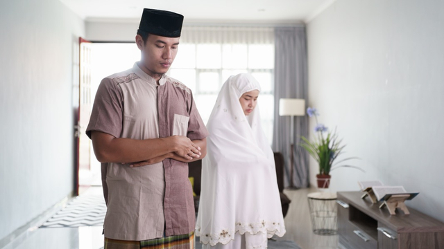 Contoh Kotbah Salat Idul Adha untuk Disampaikan pada Keluarga di Rumah  (37610)