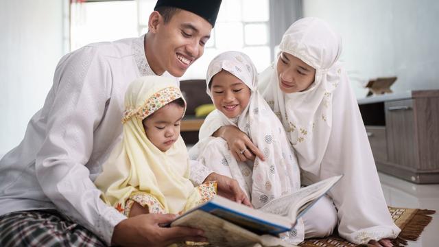 Contoh Kotbah Salat Idul Adha untuk Disampaikan pada Keluarga di Rumah  (37611)