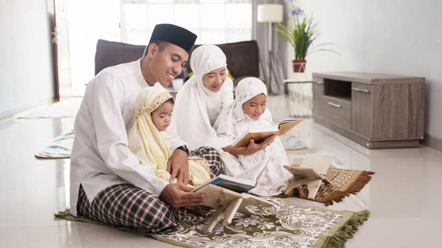 Contoh Kotbah Salat Idul Adha untuk Disampaikan pada Keluarga di Rumah  (37612)