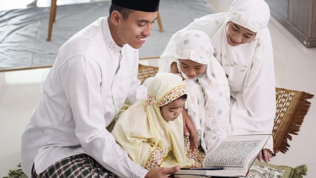 Contoh Kotbah Salat Idul Adha untuk Disampaikan pada Keluarga di Rumah  (37613)