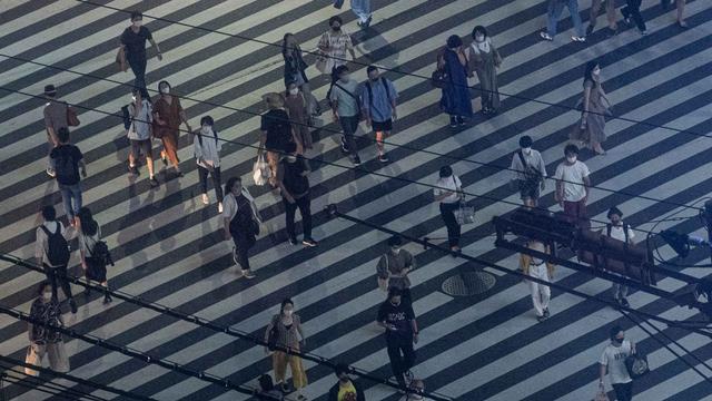 Pakar Kesehatan Jepang Prediksi Lonjakan Kasus COVID-19 selama Olimpiade 2020 (80609)