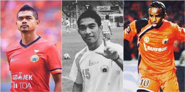 4 Trisula Maut yang Gemparkan Liga Indonesia: Ada Trio ABG Persija (40031)