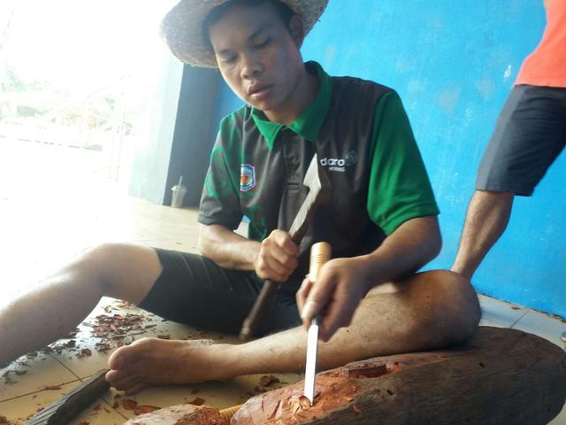 Senjata Tradisional Kalimantan Barat, Ini 3 Jenisnya (18024)