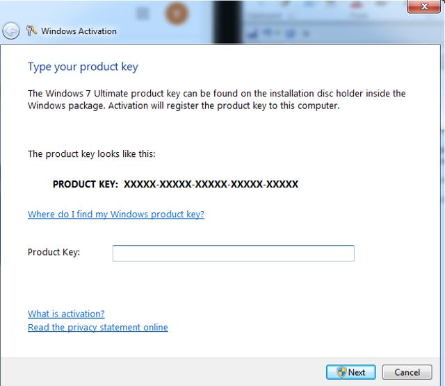 Cara Mengatasi Windows 7 Not Genuine Layar Hitam (35370)