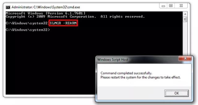 Cara Mengatasi Windows 7 Not Genuine Layar Hitam (35371)