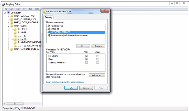 Cara Mengatasi Windows 7 Not Genuine Layar Hitam (35373)