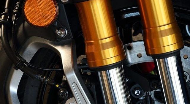 Cara Kerja Shockbreaker Depan Motor (92414)