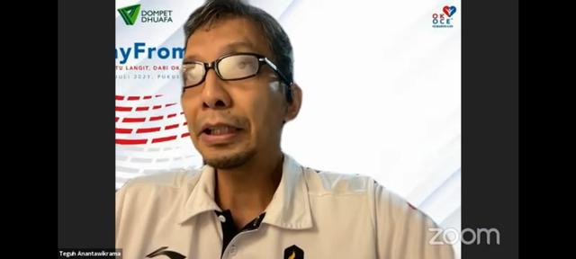 Galang Dana RS Darurat Pasien Covid-19 Dari OK OCE Untuk Indonesia (68595)