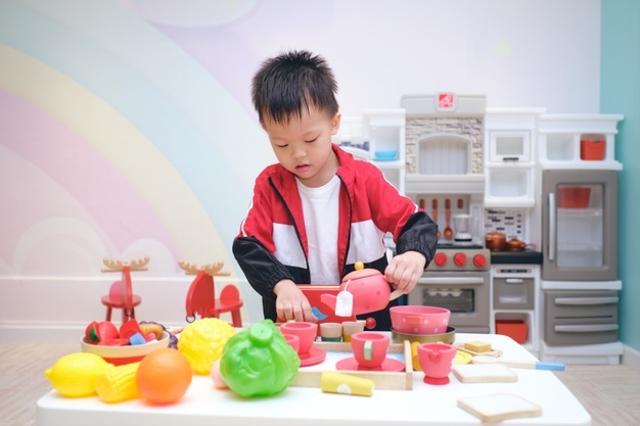 Mainan Anak 2 Tahun, Sesuai Kebutuhan Perkembangan Si Kecil (38175)