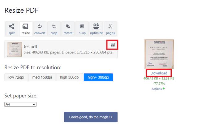 Memperbesar Ukuran PDF Menjadi 300Kb, Begini Cara Mudahnya (30315)