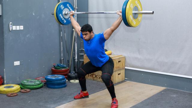 Atlet Asal Gaza Ini Jadi Kontingen Angkat Besi Pertama Palestina di Olimpiade (18487)