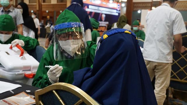 Peringati HAN: DMC DD Support Vaksinasi Gratis Bagi Anak-anak Panti Asuhan (77035)