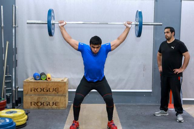 Atlet Asal Gaza Ini Jadi Kontingen Angkat Besi Pertama Palestina di Olimpiade (18488)