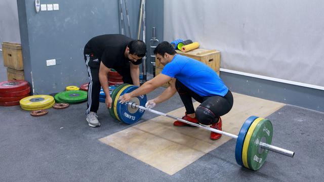 Atlet Asal Gaza Ini Jadi Kontingen Angkat Besi Pertama Palestina di Olimpiade (18490)