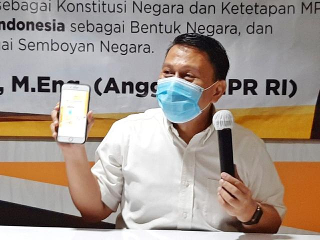 Mardani Ali Sera: Pengecatan Pesawat Presiden Mestinya Ditunda (1061189)