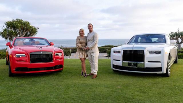 Crazy Rich, Merayakan Hari Jadi dengan Sepasang Rolls-Royce (35683)
