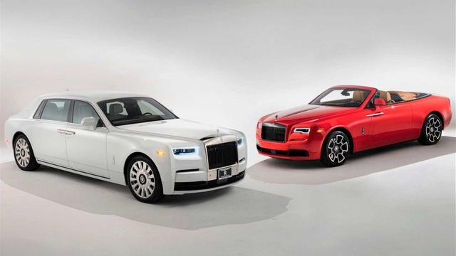 Crazy Rich, Merayakan Hari Jadi dengan Sepasang Rolls-Royce (35684)