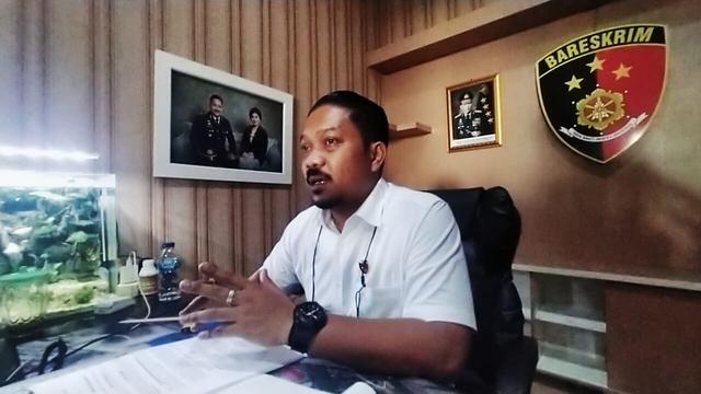 Diduga Sebar Hoaks Demo PPKM Darurat di Brebes, Seorang Warga Diamankan Polisi (11387)