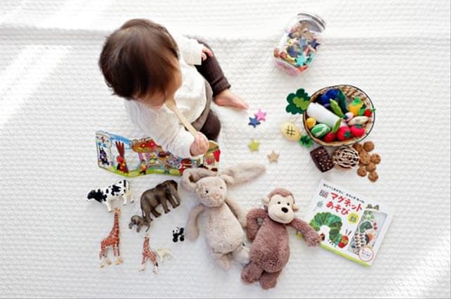 Mainan Edukasi Anak yang Bisa Menambah Kecerdasan Otaknya (35286)