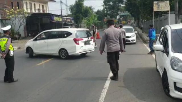 Jelang Idul Adha, 50 Kendaran di Tasikmalaya Diputar Balik  (60860)