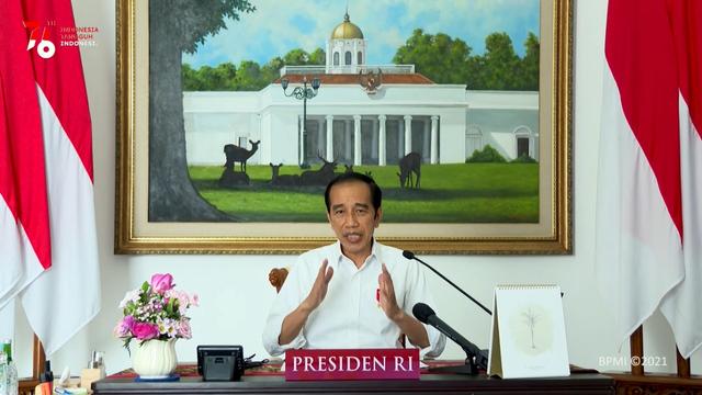 UMKM dan Sektor Informal Minta Jokowi Pegang Komando Penanganan COVID-19 (32078)