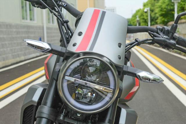 Bergaya Retro Modern, Honda CBF190TR Baru Mengaspal dengan Banderol Rp 39 Jutaan (40780)