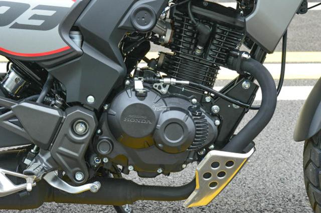 Bergaya Retro Modern, Honda CBF190TR Baru Mengaspal dengan Banderol Rp 39 Jutaan (40784)
