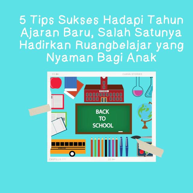 5 Tips Sukses Hadapi Tahun Ajaran Baru (264798)