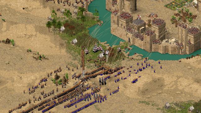 Cheat Stronghold Crusader, Lengkap dengan Bahasa Indonesia! (41804)