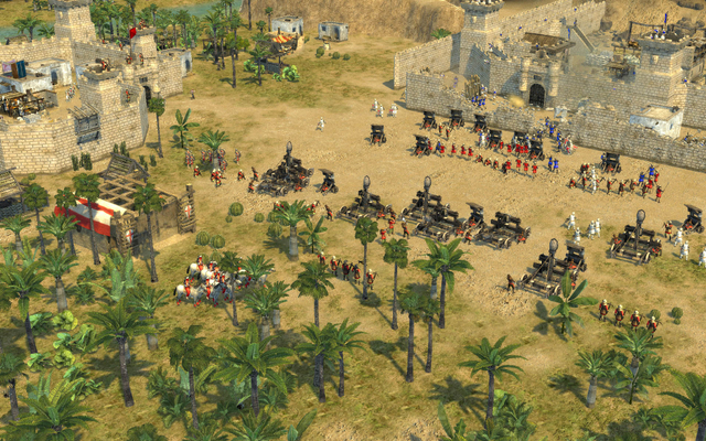 Cheat Stronghold Crusader, Lengkap dengan Bahasa Indonesia! (41805)