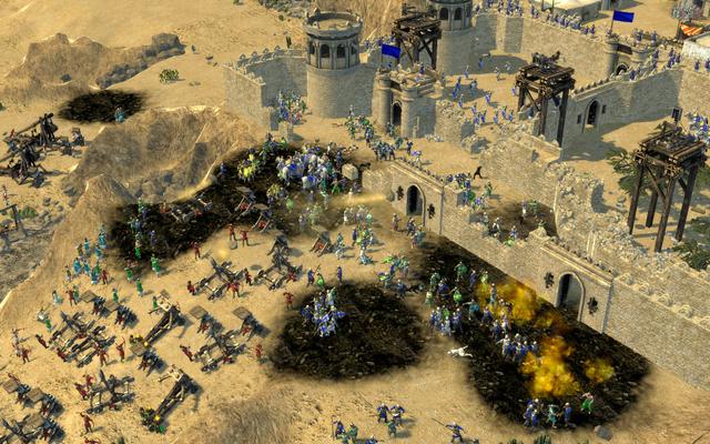 Cheat Stronghold Crusader, Lengkap dengan Bahasa Indonesia! (41806)